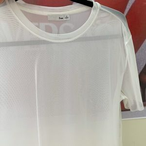 SEETHROUGH WILFRED FREE TOP